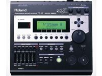 Roland V DRUMS TD-12 module 9 VEX packs mount electronic drum brain trigger interface CLASSIC!