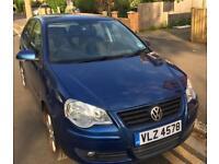 VW 2008 polo 51k genuine mileage 1.2 petrol manual