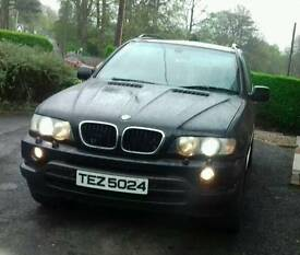 BMW X5 D SPORT Selling car fast because leaved country