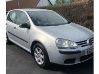 VW GOLF 1..4 S 5 DR (AIR CON)+++ONE LADY OWNER FROM NEW +++FSH++ONLY 64k ++EXCELLENT THROUGHOUT +++