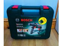 Bosch Hammer Drill *BRAND NEW SEALED CASE **