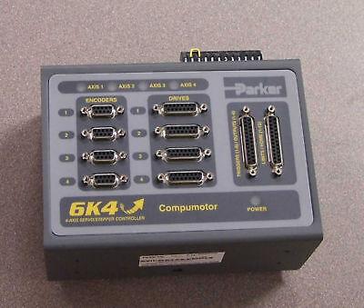 Parker 6k4-nk 4 Axis Servo Stepper Controller 6k4 Nk