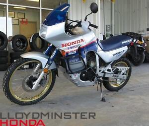 1987 Honda XL600V TRANSALP