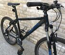 18 inch Carrera Vulcan MTB aluminium Mountain bike bicycle ..