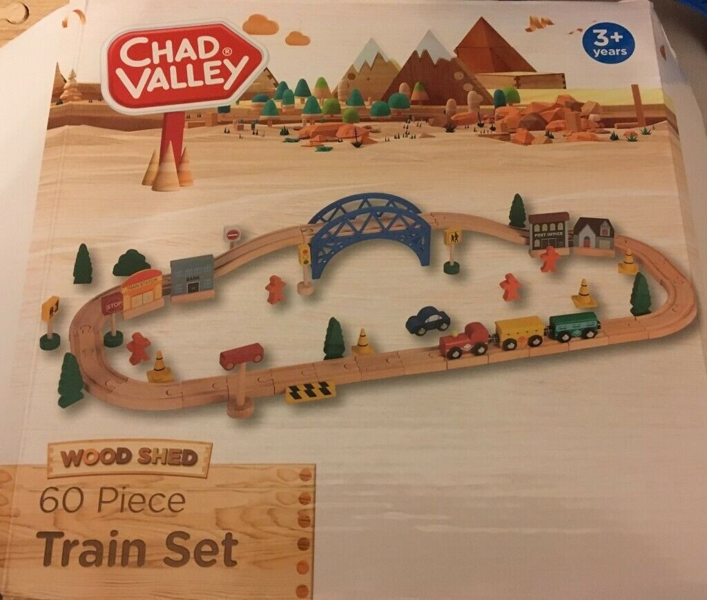 Train Set Chad Valley Incomplete In Bilsthorpe Nottinghamshire Gumtree