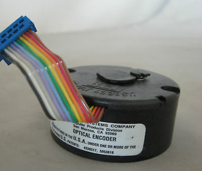 Bei Optical Encoder Mx216-38-1000-4 New