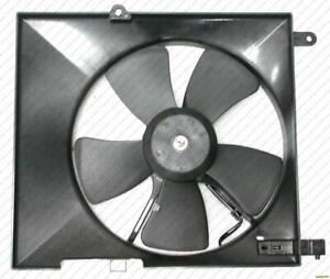 Radiator Cooling Fan Assembly With AC Chevrolet Aveo 2005-2008