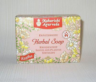 Körperpflege-gesicht (Maharishi Ayurveda  Kräuter Seife KAPHA 100g  Körperpflege Gesichtspflege)