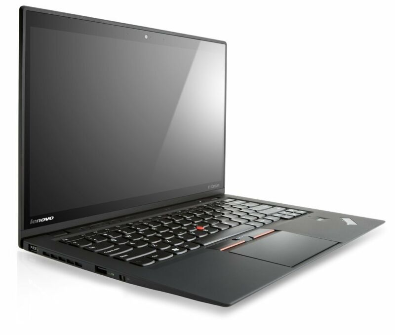Lenovo ThinkPad X1 Carbon 14 Laptop PC i7-3667U 240GB SSD 8GB RAM Win