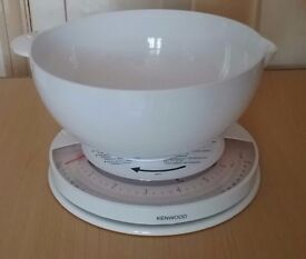 Kenwood Kitchen Scales 3kg, New