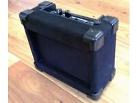Portable 5 Watt Amp with Overdrive