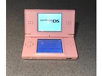 Nintendo Ds lite Pink Console