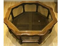 Coffee Table, 2 side tables