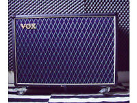 Vox 2x12 guitar cabinet, AD212, excellent condition, never gigged, only studio work