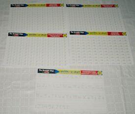 5 Write-A-Mat Placemats by Melissa & Doug