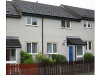Spacious 3 bedroom mid-terraced house on the edge of Culloden