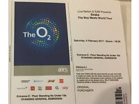 Drake Concert Tickets - London 02 Arena