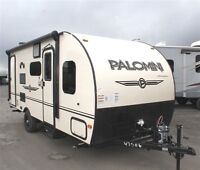 2015 Forest River Palomini 179BHS