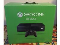 Xbox One 500GB Console or Xbox One Games/Accessories