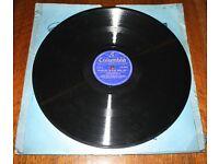 Columbia Vinyl LP - Concerto No.1 B Flat Minor Part 1 & 2