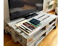 Pallet Tv Stand/ Coffee Table