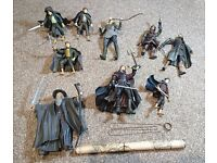 Lord of the Rings Collectible Figures