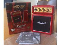 Marshall MS-2R Micro amp.