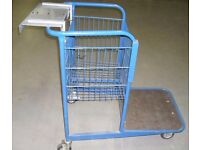 Excellent condition hand truck which has many uses that cost £200!