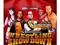American Wrestling Live - Wester Hailes