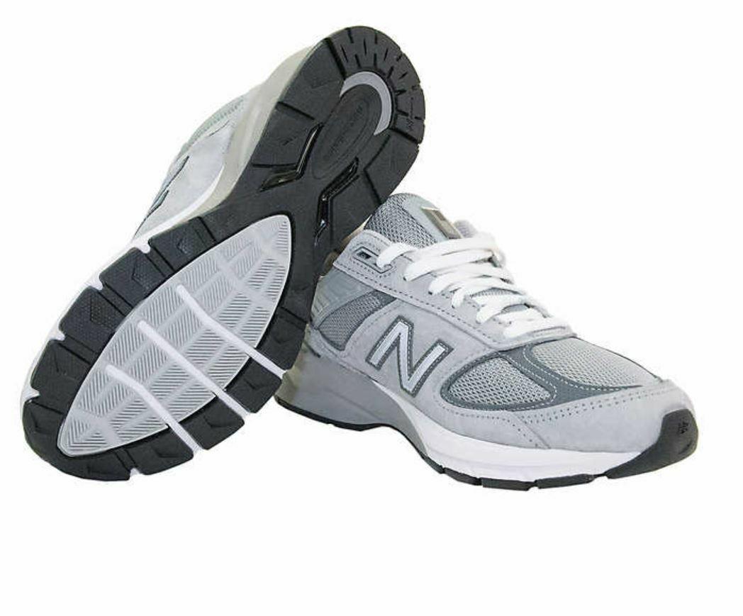 Women Running Shoes New Balance 990v5 Cross Training Gym Wor