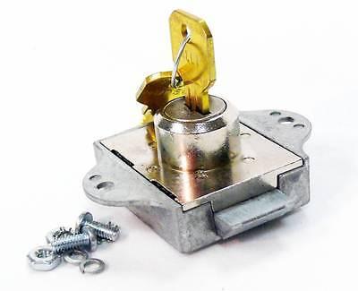 Indiana Cash Drawer Replacement Lock Springlatch Style Surface Mount (Drawer Lock Surface Mount)