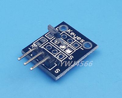 10pcs Ky-035 Analog Hall Magnetic Sensor Module For Arduino Avr Pic