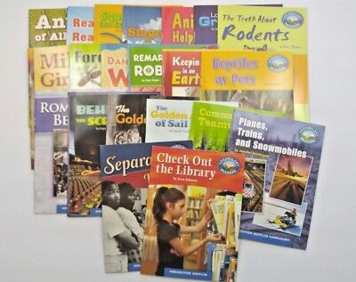 Grade 4 Level Books Kids Children's Reading Learning Education Homeschool Lot