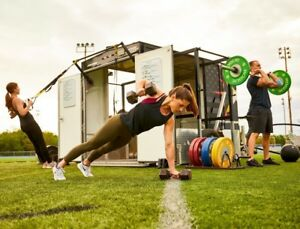 Active Partner in Fitness - Wanted (Brisbane)