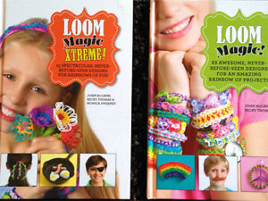 Two brand new Loom Books