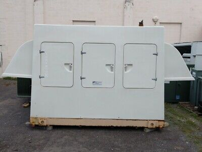 Superior 230kw Generator 200kw 208v 120v Load Bank Tested Description Diesel