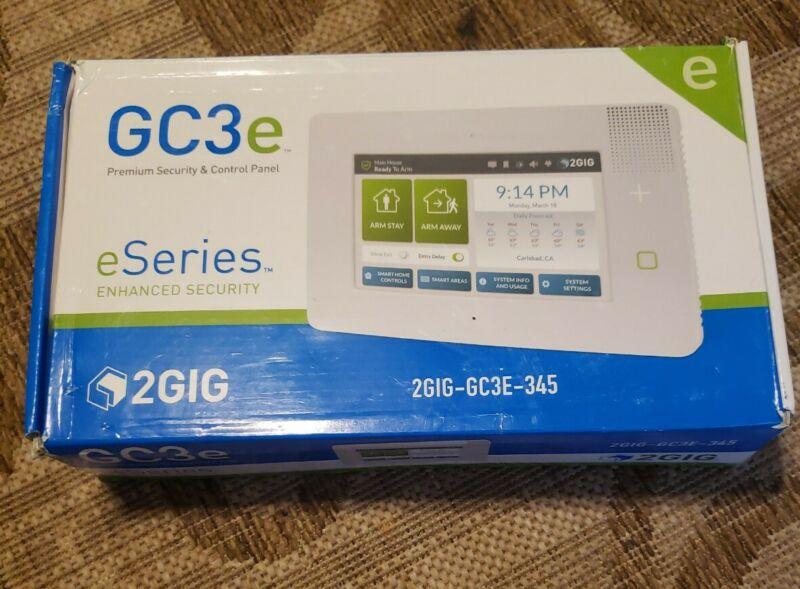 2GIG GC3E-345 Alarm Security Panel