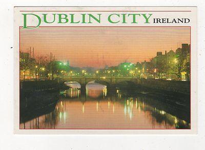Dublin City Ireland 1997 Postcard 885a