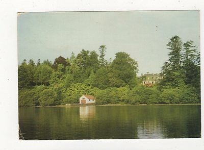Currarevagh House Oughterard Galway 1980 Ireland Postcard 911a