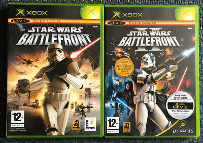 Star Wars Battlefront Bundle: 1&2 (Original Xbox) Retro