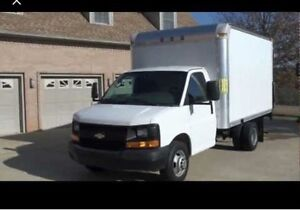 Looking for a 12ft cube van