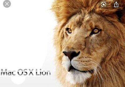 OSX 10.7  Lion Apple Mac Download