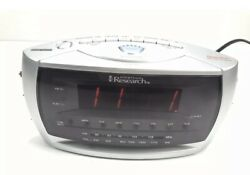Emerson Research SmartSet Auto Setting AM/FM Alarm Clock Radio CKS3029