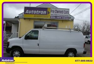 2012 Ford E150 1/2 Ton Econoline, Fully Loaded, Roof Rack