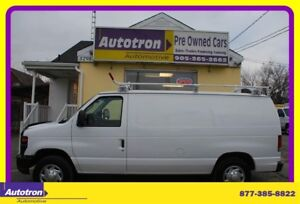 2010 Ford E150 A/C Hitch, Roof rack