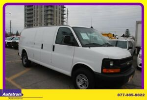 2017 Chevrolet Express 2500 Extended, Fully Loaded