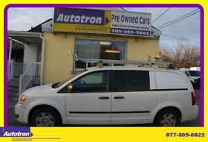 2009 Dodge Caravan Ram Cargo, Fully Loaded, Roof Rack
