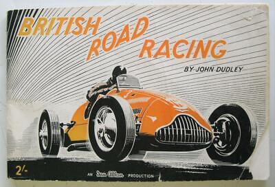 British Road Racing John Dudley Motorsport Car Book