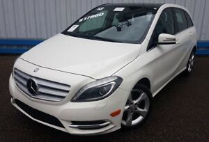 2013 Mercedes-Benz B-Class B250 TURBO *LEATHER-SUNROOF*
