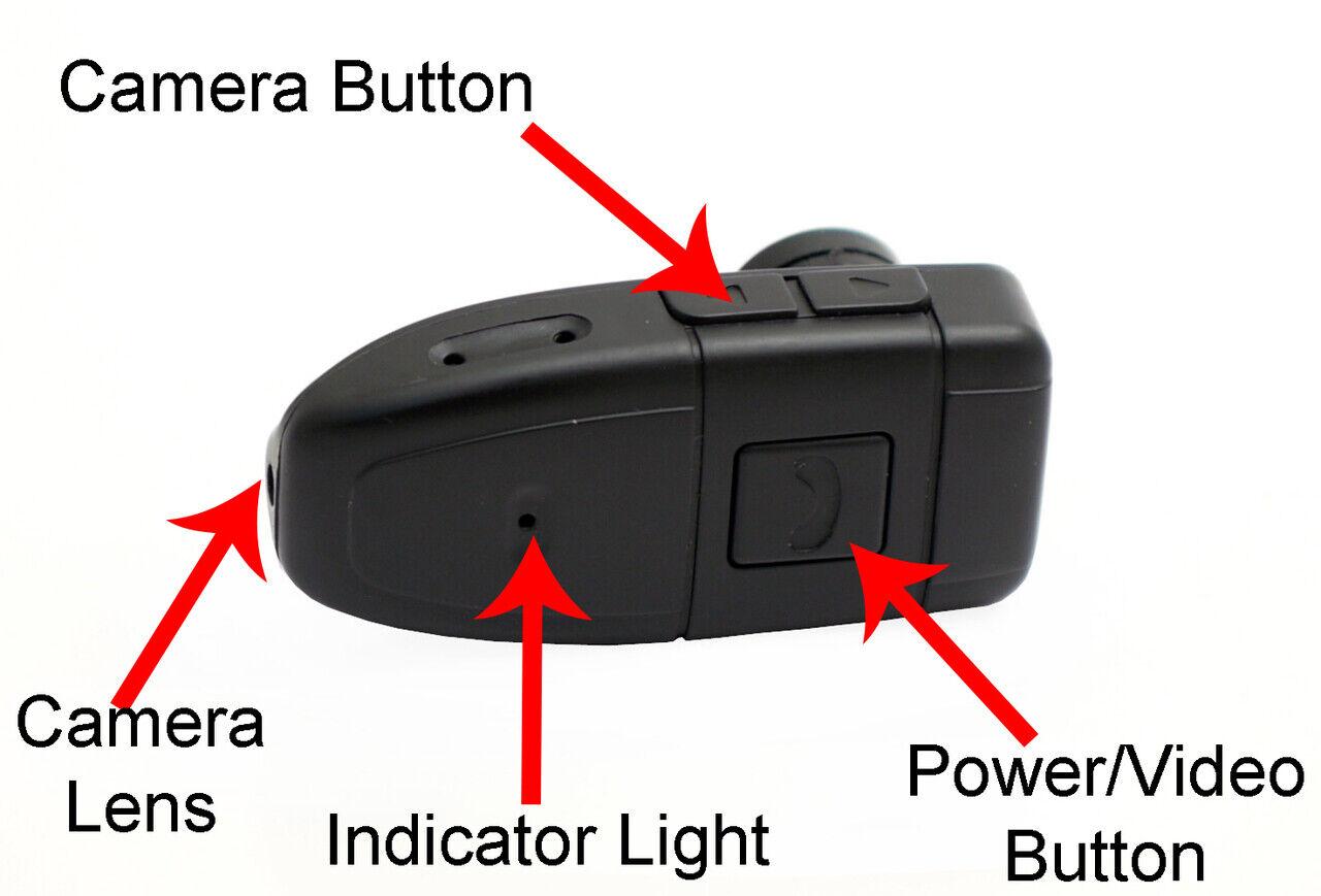spyassociates com bluetooth earpiece hidden spy camera